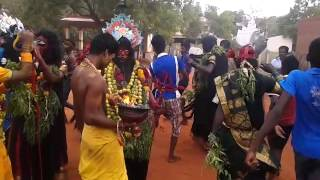 Kulasai mutharamman dasara video 2014 thiruvalluvar colony nazareth