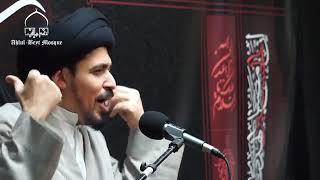 السيد منير الخباز - لماذا كان الإمام الحسين ع يستشهد على إنتسابه لرسول الله صلى الله عليه وآله وسلم