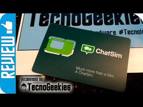 ChatSim: Chatea Por Todo El Mundo Sin Problemas En Español