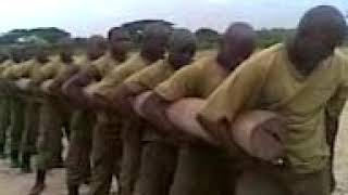 This is why Zambian army is the best