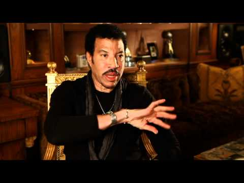 Academy of Country Music Awards  Lionel Richie Interview