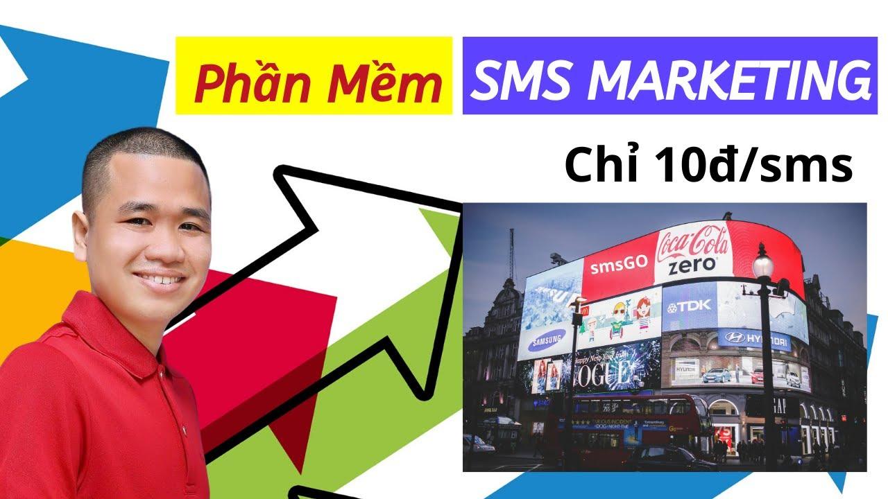 Phần mềm sms marketing  | Giải pháp internet marketing mùa Corona (covid 19) | smsGO