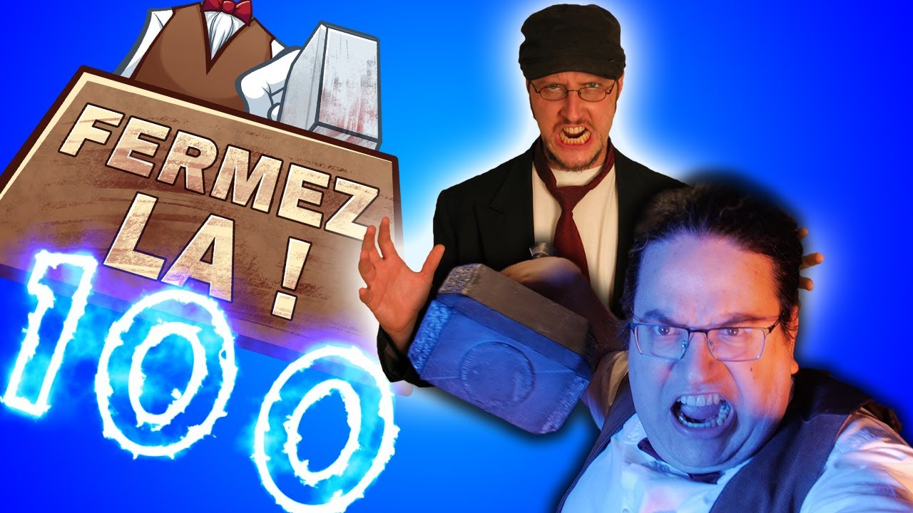 Download Le cas du Nostalgia Critic - FERMEZ LA (Episode 100)