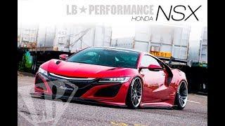 Liberty Walk のLB☆WORKS HONDA NSX!