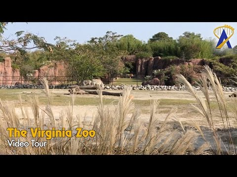 Tour of the Virginia Zoo in Norfolk