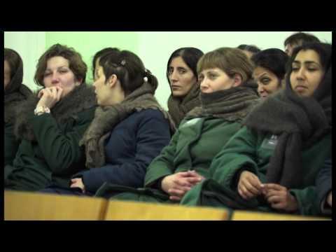 Женщинам колонии №5 вручили подарки от попечительского совета