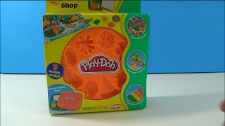 Unboxing Play Doh Sandwich Shop Activity Set Collector