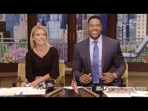 'Live!' Announces Kelly Ripa's First Guest Co-Host, Audience Boos Michael Strahan's Exit
