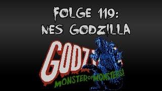 Let's Creep: Folge 119 - NES Godzilla [Ü] [Halloween Special] [German]