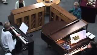 """Eight Hands in Praise"" by Joel Raney"