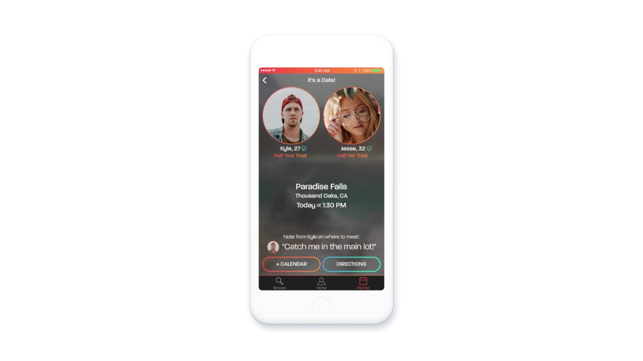 real apps de citas cupido aceptar citas