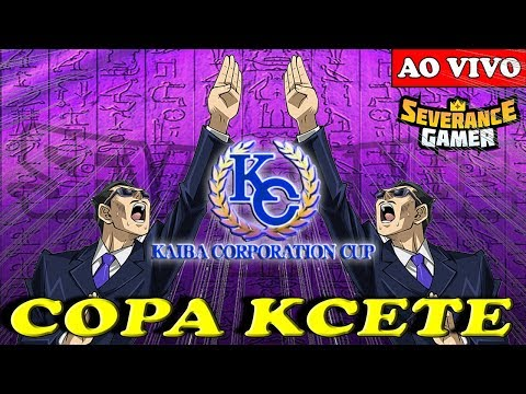 🔴 2ª FASE DA COPA KC rumo ao top 100  - Yu-Gi-Oh! Duel Links
