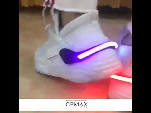 CPMAX 戶外夜跑LED鞋夾 戶外夜跑腳踏車警示燈 發光鞋夾 led夜光閃光鞋 戶外led鞋燈 警示燈【O110】