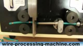auto wire strippers WPM-09H http://www.wire-processing-machine.com