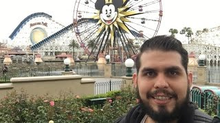 ganque s vlog disneyland california adventure parte 1