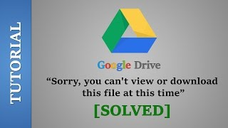 [SOLVED] Sorry, you can't view or download this file at this time