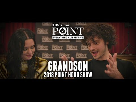 grandson talks blues/hip hop influence, collab with Mike Shinoda and 'That Thing You Do'!
