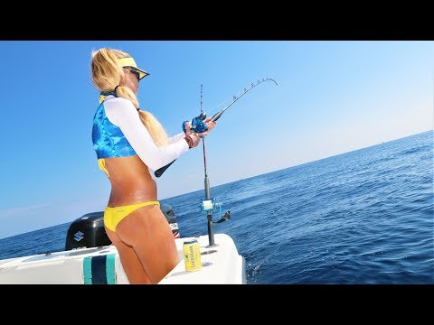 SHOW ME THE MONEY! Kingfish Tournament Fishing Searching For A Winner!