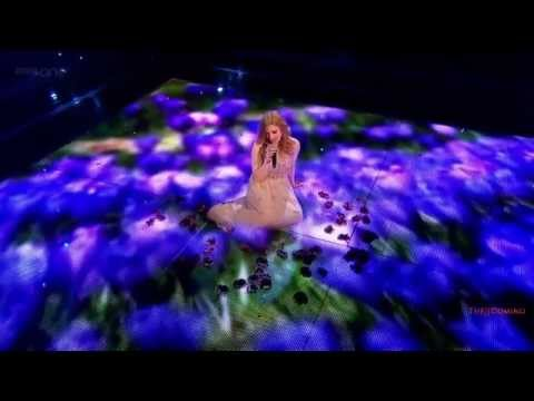 [Full HD] The Voice UK Semi-Final : Becky Hill - Like A Star Live Show