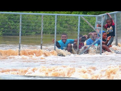 Tropical Cyclone Ana Reaches the Shore of Suva, Fiji in Danger! Natural Disasters and Weather TCAna