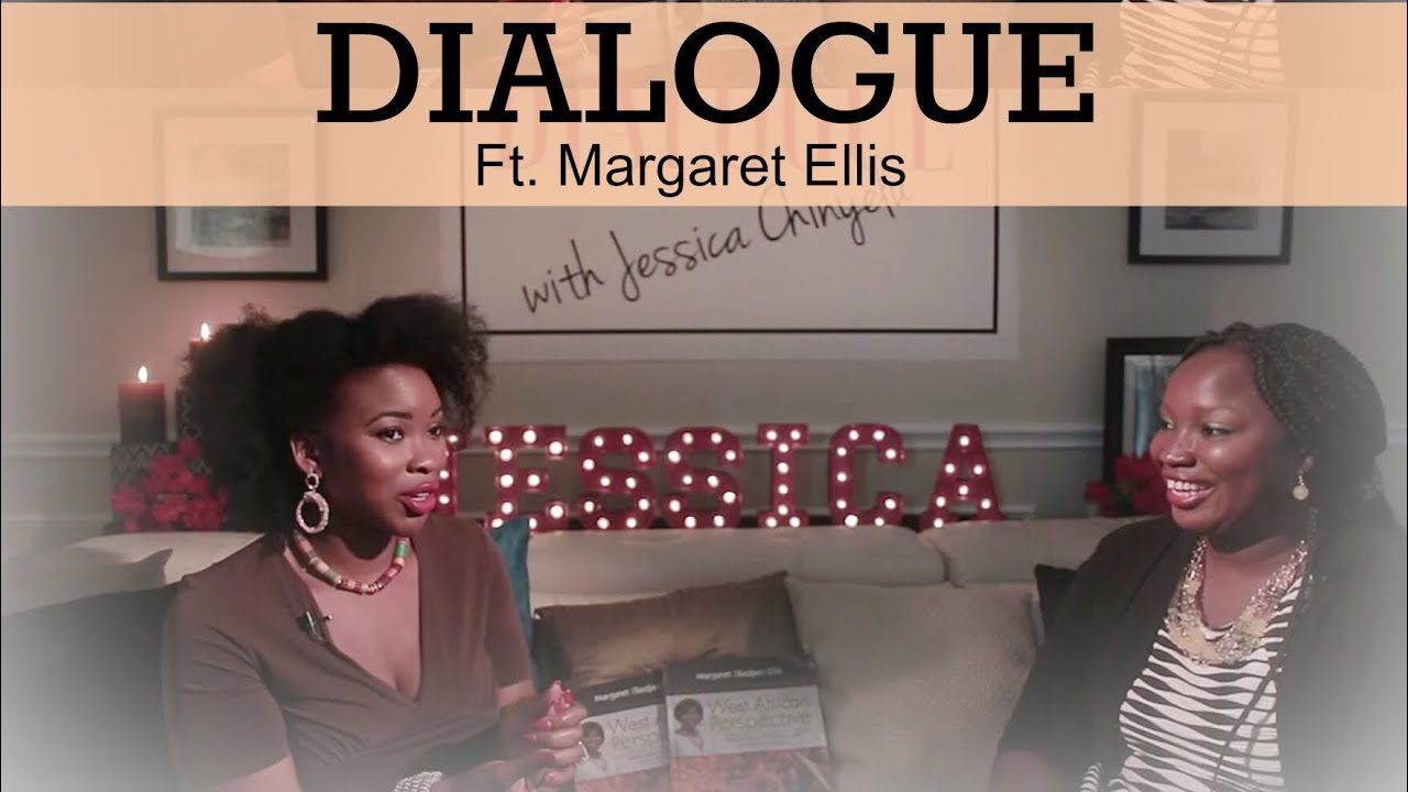 """DIALOGUE with Jessica Chinyelu"" │ Cooking with a West African Perspective ft. Margaret Ellis"