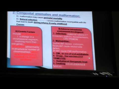 Community  - Dr.Aml Samir  - Child health problems