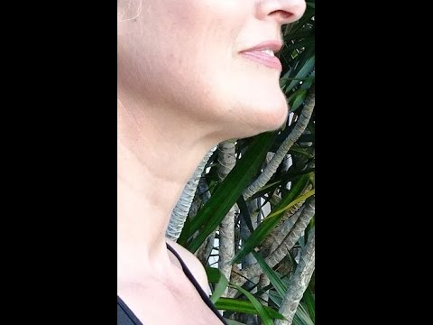 Firm up neck skin
