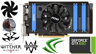 GTX 660 в играх