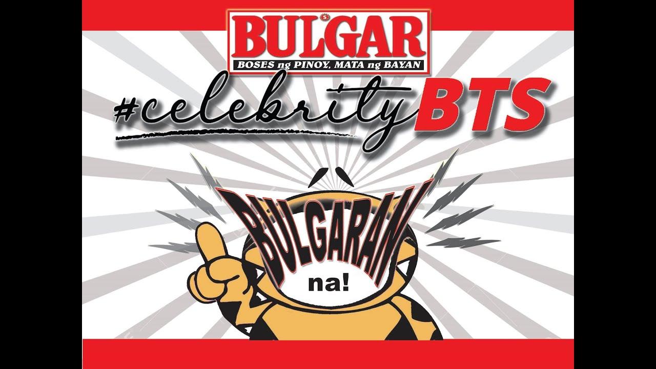 #CELEBRITYBTS Bulgaran Na with Geoff Eigenmann.