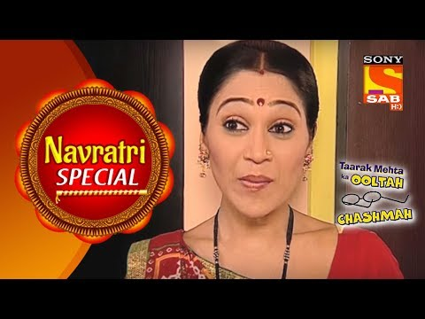 Daya And Jethalal's Garba Dance | Navratri Special | Taarak Mehta Ka Ooltah Chashmah
