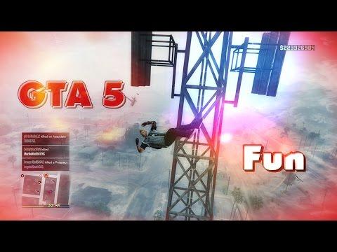 Intercepting The Deal (GTA 5 Mission Fun)
