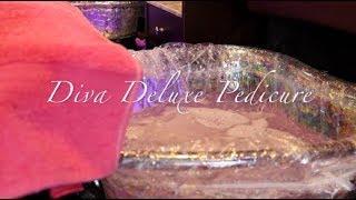 Diva Deluxe Pedicure