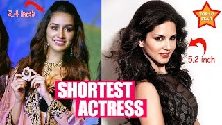 8 short bollywood actresses who prove that height is no measure of talent