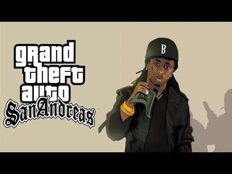 SA Directx 2.0  | Grand Theft Auto San Andreas Mission - Ice Cold Killa (Ft. Lil Wayne)