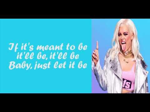 Bebe Rexha - Meant to Be (feat. Florida Georgia Line) [Lyrics]