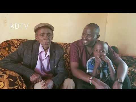 Mzee Gichiri Home Visit by Jeremy Damaris mc