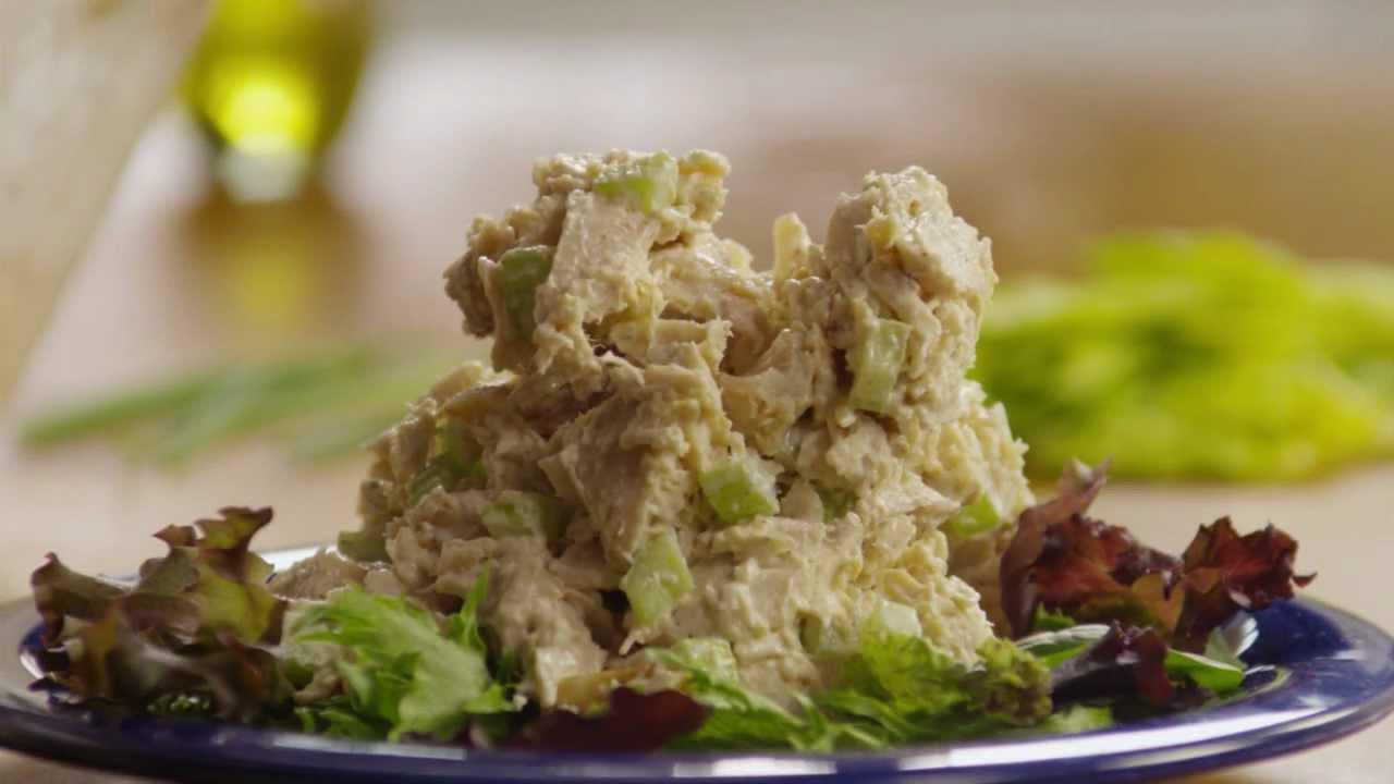 How To Make A Basic Chicken Salad Salad Recipe Allrecipes Com