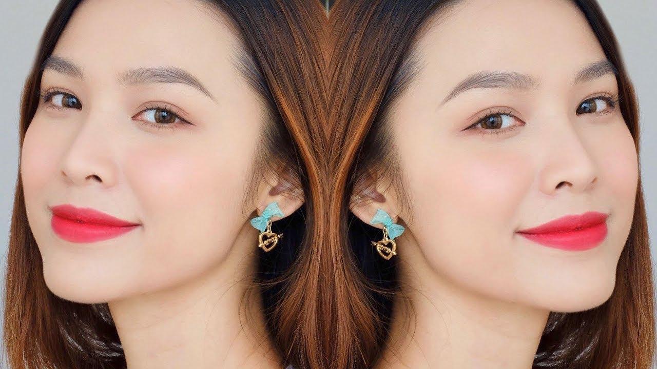 Beginner Makeup Tutorial | Các Bước Trang Điểm Cơ bản Và Cần Thiết Cho Người Mới Bắt Đầu [ ENGsub ]