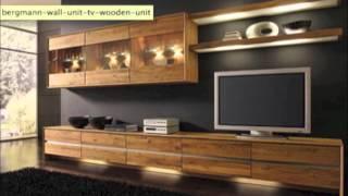 Lavish Wooden Furniture For Living Room Design