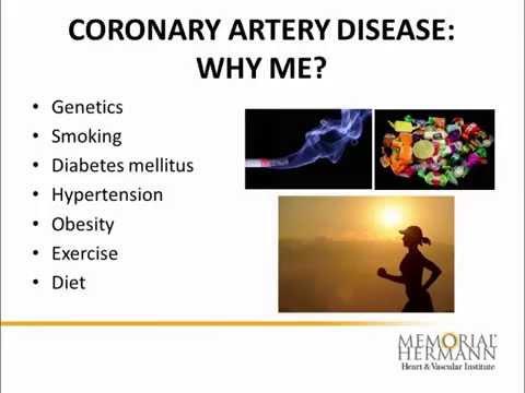 Coronary Artery Disease Online Presentation - Dr. Richard Alexander