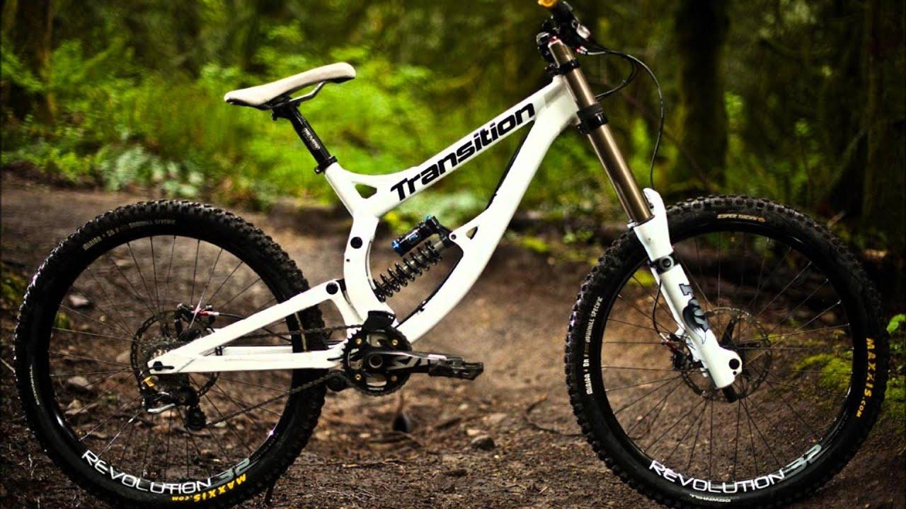 Bicicletas de Downhill 2013 YouTube