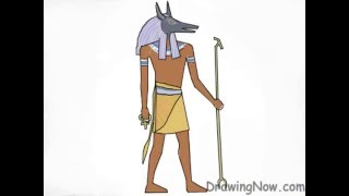 How to Draw Egyptian Gods Mp3