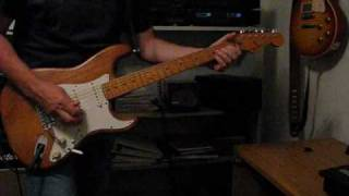Voodoo Child (slight return) - Jimi Hendrix cover