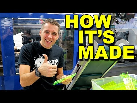 Thumbnail: How It's Made - Smile More Stencil