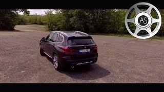 Autósmozi teszt: BMW X3 2.0d xDrive - a mindenes SUV.