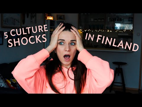 5 CULTURE SHOCKS | Croatian Moving to FINLAND