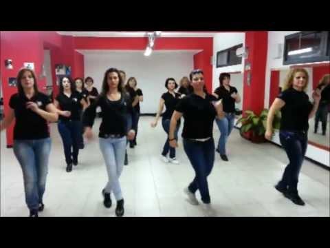 Cha cha cha Mucho Mambo (Sway) Coreografia Dance Choreography Ballo Di Gruppo Social Line 2013