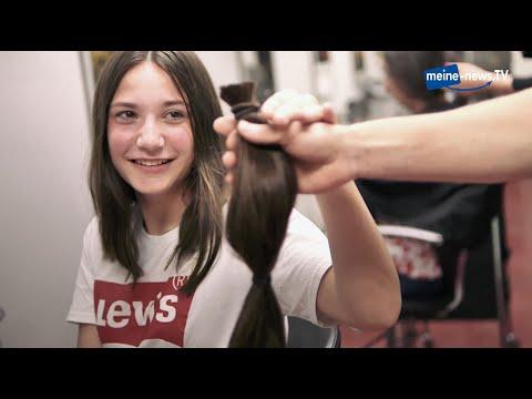 Für den guten Zweck: Schnipp, schnapp, Haare ab in Miltenberg - meine-news.TV