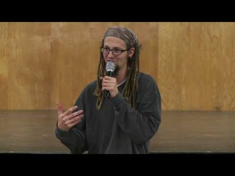 "Shane Claiborne: ""Another Way of Doing Life"""