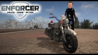 Enforcer: Police Crime Action - Kickin Doors